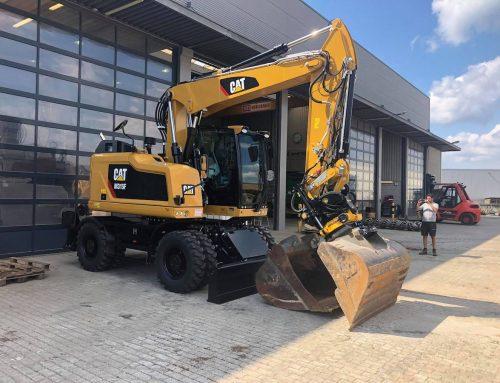 Nieuwe CAT M315F voor Bloem Sloopwerken & Recycling